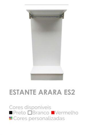 Estante Arara ES2