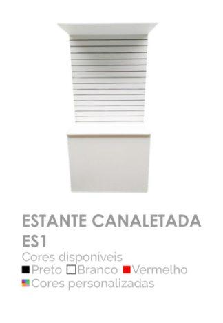 Estante Canaletada ES1