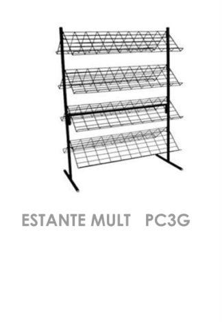 Estante Mult PC3G