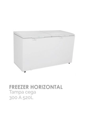 Freezer Horizontal