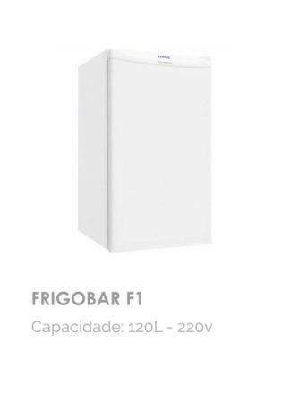 Frigobar F1
