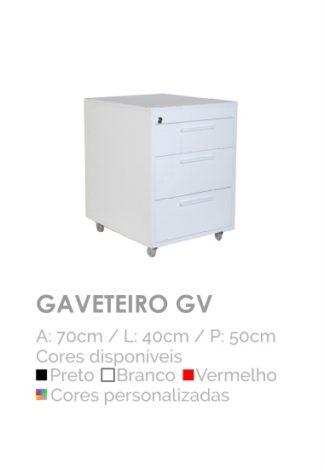 Gaveteiro GV
