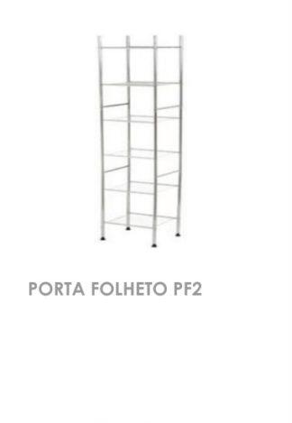 Porta folheto PF2