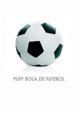 Puff Bola de Futebol